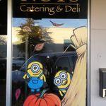 Plain Nuts Catering & Deli profile image.