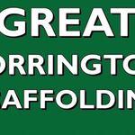 Great Torrington scaffolding profile image.