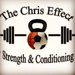Chris Effect Strength and Conditioning profile image.