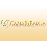Taxes by Radha profile image.
