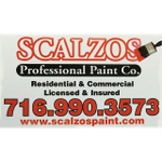Scalzos Professional Paint Co profile image.