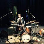 Emiliano Caroselli drum lessons profile image.