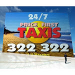 Price First Taxis profile image.