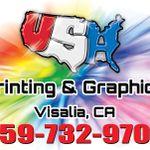USA Printings and Graphics profile image.