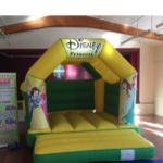 Ware bouncy castles profile image.