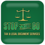 Stop And Go Tax & Legal Document Services profile image.