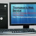 Thompson's Web Service profile image.