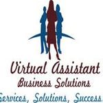 Virtual Assistant Business Solutions profile image.