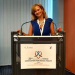 Aleida Heinz, Clinical Sexologist profile image.