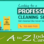 A to Z Indoor Care profile image.