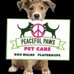 Peaceful Paws Pet Care profile image.