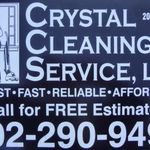 Crystal Cleaning Cleaning Service profile image.