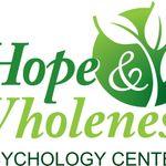 Hope & Wholeness Psychology Center profile image.