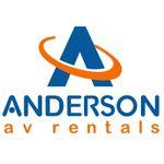 Anderson AV Rentals & Productions profile image.