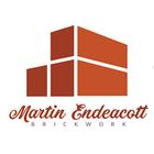 Martin Endeacott Brickwork  logo