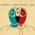 Brent A Jones Design profile image.