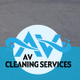 AV Cleaning Services logo