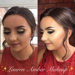 Lauren Amber Makeup profile image.
