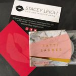 Stacey Leigh hair and makeup artist  profile image.