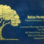 Beliza Perdomo, LMFT profile image.