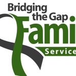 Bridging the Gap Family Services profile image.