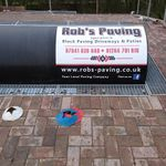 Rob's paving profile image.