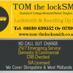 Tom the Locksmith profile image.