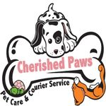 Cherished Paws Pet Care & Courier Service profile image.