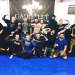 The Gauntlet Fight Academy profile image.