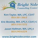 Bright Side Counseling profile image.