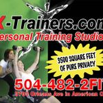 X-Trainers Personal Training profile image.