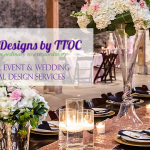 Designs By TTOC Floral and Decor profile image.
