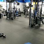 Train Hard Fitness profile image.