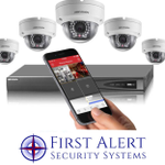 First Alert Security Systems profile image.
