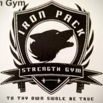 Iron Pack Strength Gym profile image.
