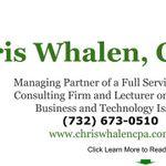 Chris Whalen, CPA, LLC profile image.