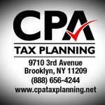 CPA tax planning profile image.