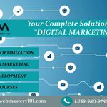 Web Mastery 101 profile image.