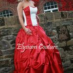 Elysium Couture Costume and Corsetry profile image.