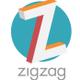 Zigzag Graphic Design logo