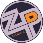 ZP Creative, LLC profile image.