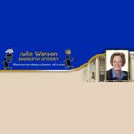 Julie B. Watson, Attorney profile image.