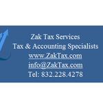 Zak Tax Services profile image.