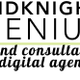 Midknight Genius logo