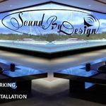 Sound By Design profile image.