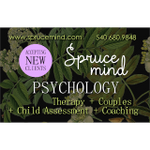 Spruce Mind Psychology profile image.
