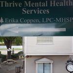 Erika B. Coppen, LPC-MHSP: Thrive Mental Health Services profile image.