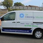The Cleaning Machine profile image.