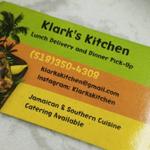 Klark's Kitchen profile image.