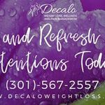 DECALO Weight Loss Therapy profile image.
